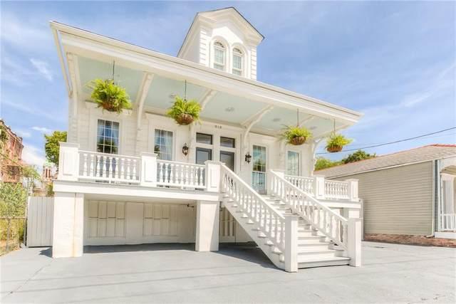 919 Jackson Avenue D, New Orleans, LA 70130 (MLS #2247700) :: Turner Real Estate Group