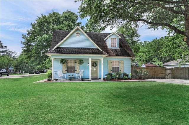 16 Woodlawn Drive, Covington, LA 70433 (MLS #2247704) :: Turner Real Estate Group