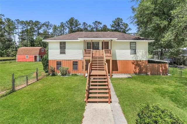 532 Lee Drive, Slidell, LA 70460 (MLS #2247716) :: Turner Real Estate Group