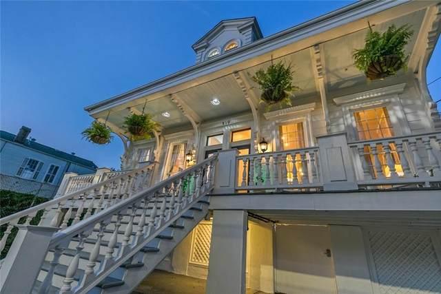 919 Jackson Avenue B, New Orleans, LA 70130 (MLS #2247724) :: Turner Real Estate Group