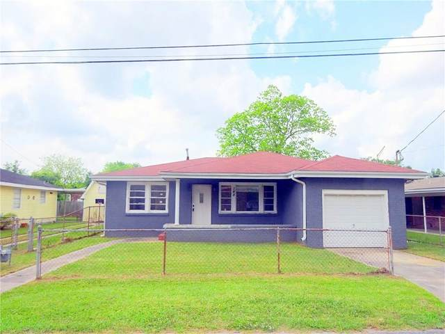 148 12 Street, Bridge City, LA 70094 (MLS #2247734) :: Turner Real Estate Group