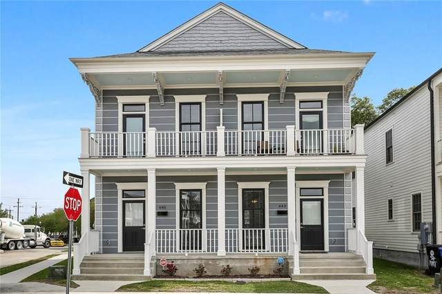 643 St Mary Street, New Orleans, LA 70130 (MLS #2247747) :: Parkway Realty