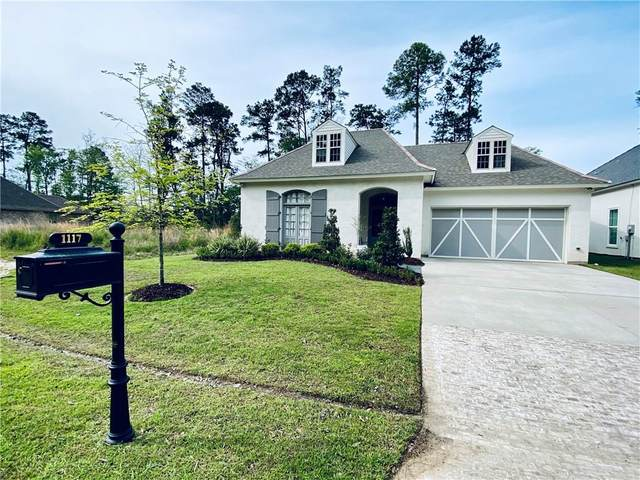 1117 Delta Lane, Covington, LA 70433 (MLS #2247772) :: Turner Real Estate Group