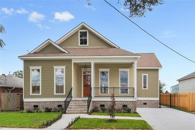 2467 Odin Street, New Orleans, LA 70122 (MLS #2247829) :: Turner Real Estate Group