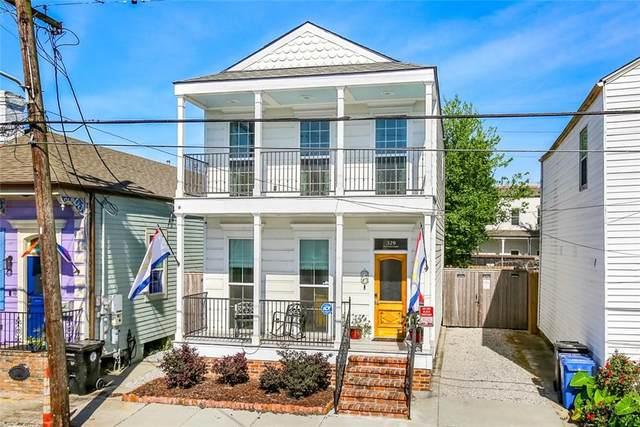 329 N Roman Street, New Orleans, LA 70112 (MLS #2247833) :: Turner Real Estate Group