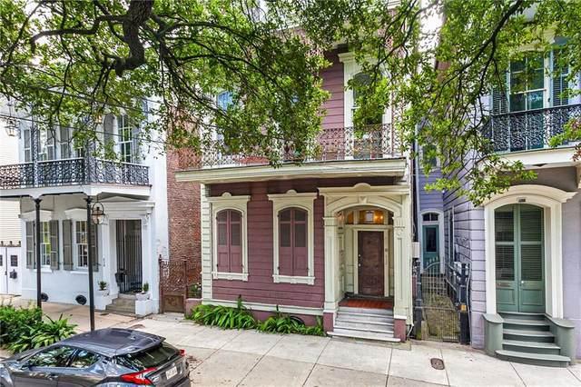 632 Esplanade Avenue, New Orleans, LA 70116 (MLS #2247927) :: Inhab Real Estate