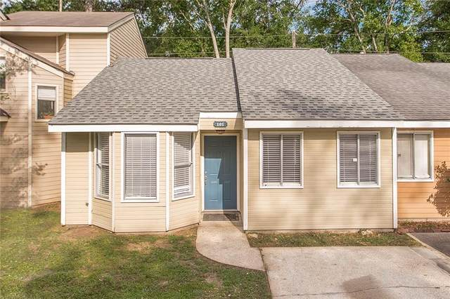 14216 Woodlands Drive #101, Hammond, LA 70401 (MLS #2247939) :: Top Agent Realty