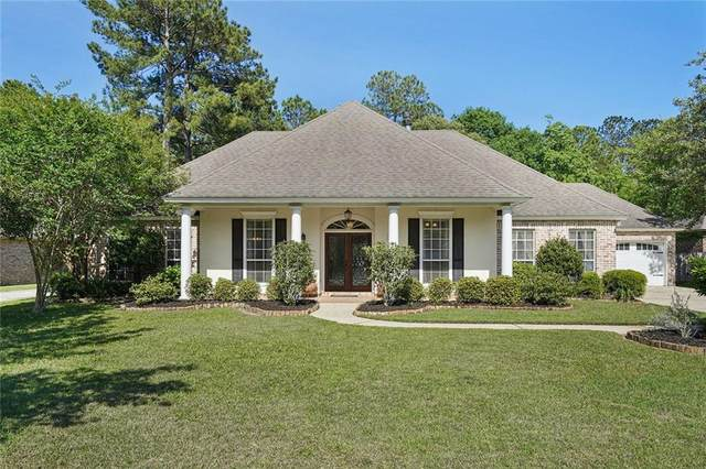 225 Leeds Street, Slidell, LA 70461 (MLS #2247942) :: Top Agent Realty