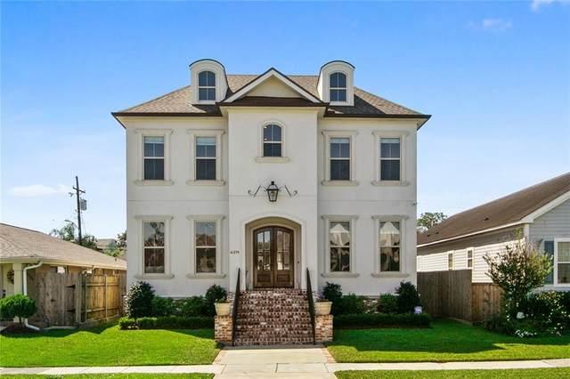 6374 Marshal Foch Street, New Orleans, LA 70124 (MLS #2247945) :: Turner Real Estate Group