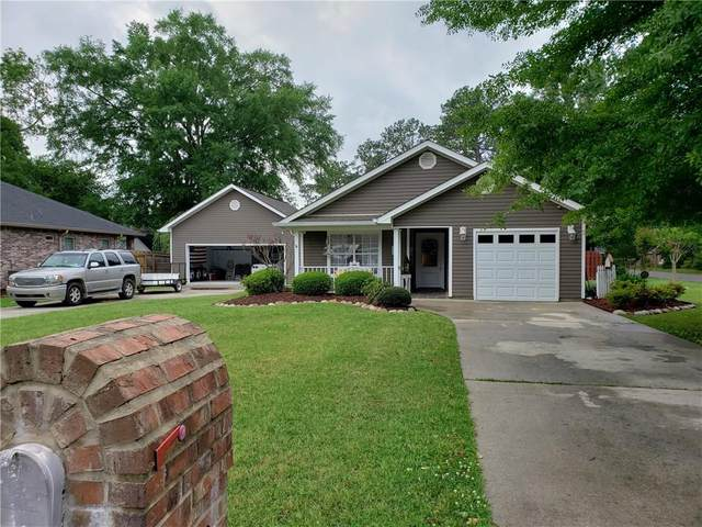 1321 5TH Avenue, Picayune, MS 39466 (MLS #2247954) :: Top Agent Realty