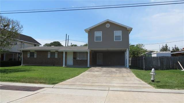2120 N Turnbull Drive, Metairie, LA 70001 (MLS #2247959) :: Top Agent Realty