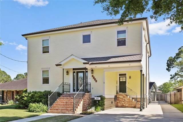 5028 Glendale Street, Metairie, LA 70006 (MLS #2247961) :: Top Agent Realty