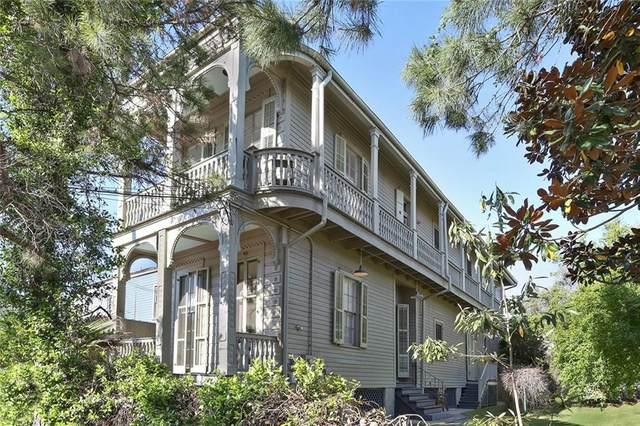 925 Fourth Street Upper, New Orleans, LA 70130 (MLS #2247966) :: Inhab Real Estate