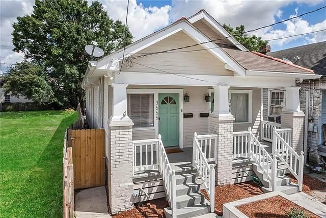 3663 Tchoupitoulas Street, New Orleans, LA 70115 (MLS #2247976) :: Inhab Real Estate