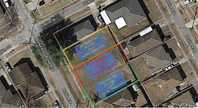 7821 Burke Avenue, New Orleans, LA 70127 (MLS #2247981) :: Turner Real Estate Group