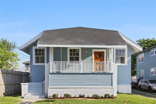4315 S Johnson Street, New Orleans, LA 70125 (MLS #2248004) :: Crescent City Living LLC