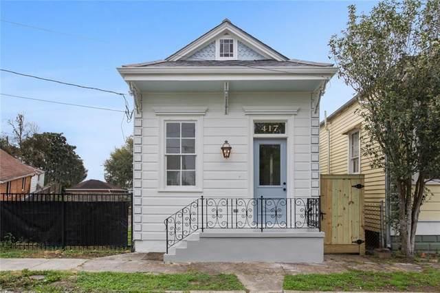 417 Tupelo Street, New Orleans, LA 70117 (MLS #2248007) :: Crescent City Living LLC