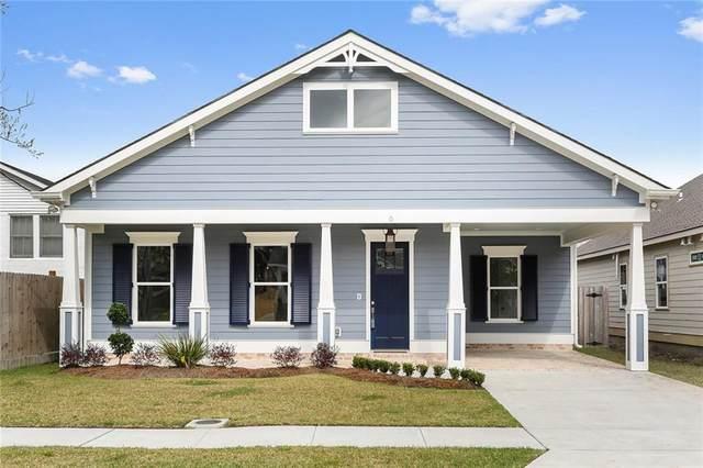 6 Magnolia Place, Jefferson, LA 70121 (MLS #2248013) :: Crescent City Living LLC