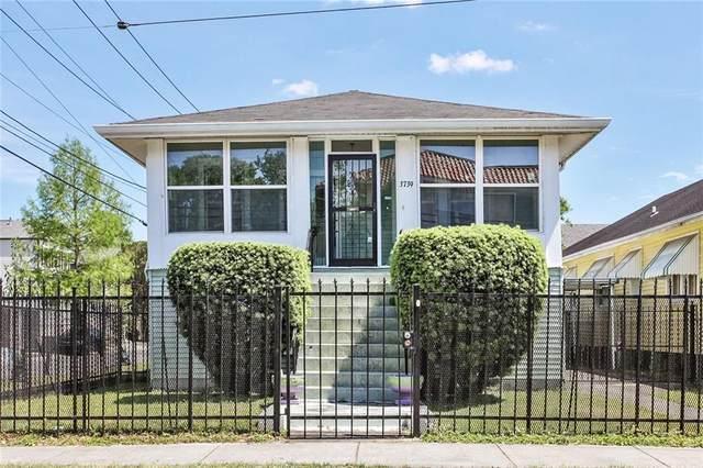 3739 General Pershing Street, New Orleans, LA 70125 (MLS #2248015) :: Turner Real Estate Group