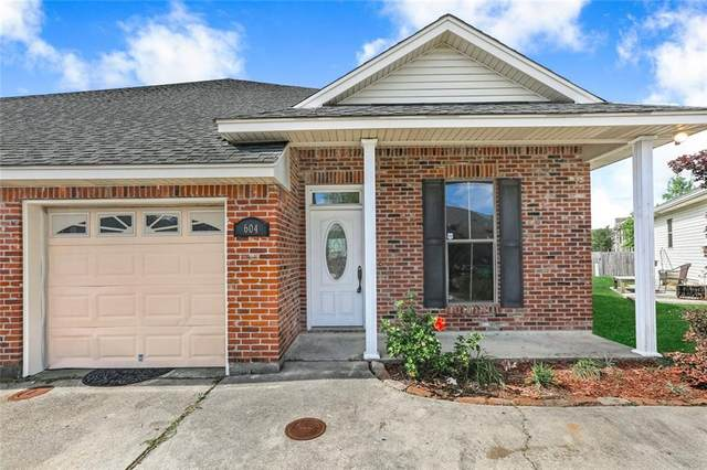 604 W Howze Beach Road 14-B, Slidell, LA 70458 (MLS #2248026) :: Top Agent Realty