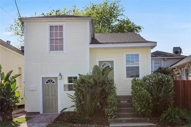 3406 Robert Street, New Orleans, LA 70125 (MLS #2248061) :: Godwyn & Stone