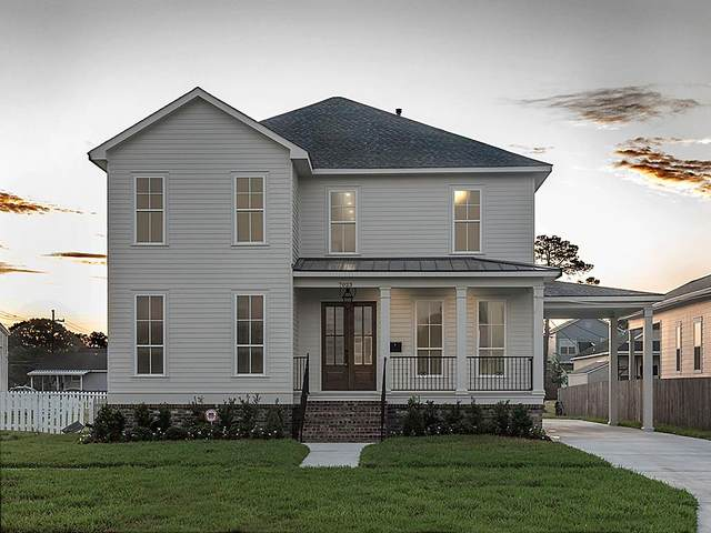 7023 Bellaire Drive, New Orleans, LA 70124 (MLS #2248066) :: Turner Real Estate Group