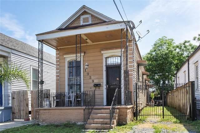 1929 Almonaster Avenue, New Orleans, LA 70117 (MLS #2248100) :: Godwyn & Stone