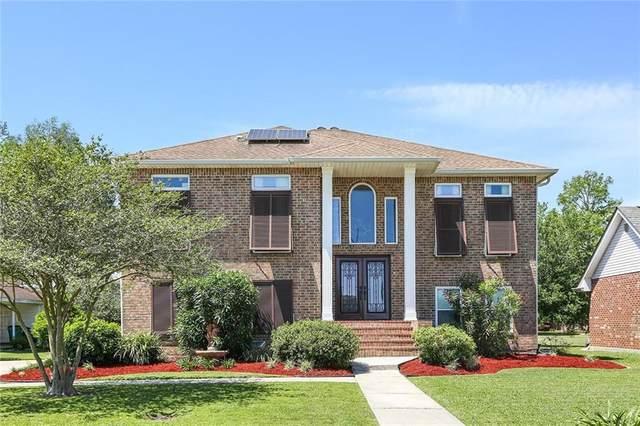 3740 Lake Lynn Drive, Gretna, LA 70056 (MLS #2248154) :: Turner Real Estate Group