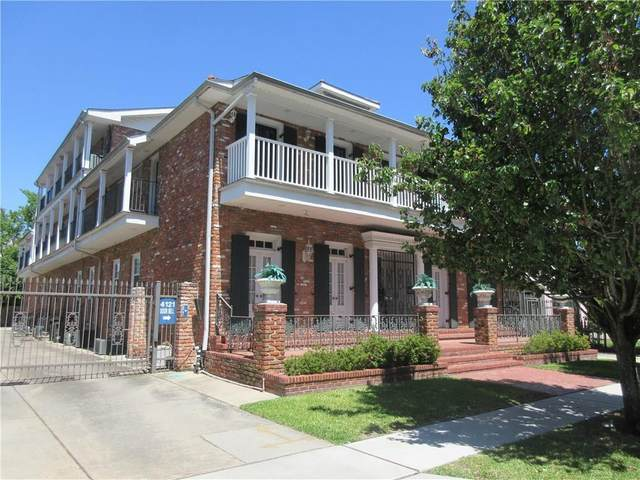 4121 Palmyra Street #6, New Orleans, LA 70119 (MLS #2248170) :: Parkway Realty