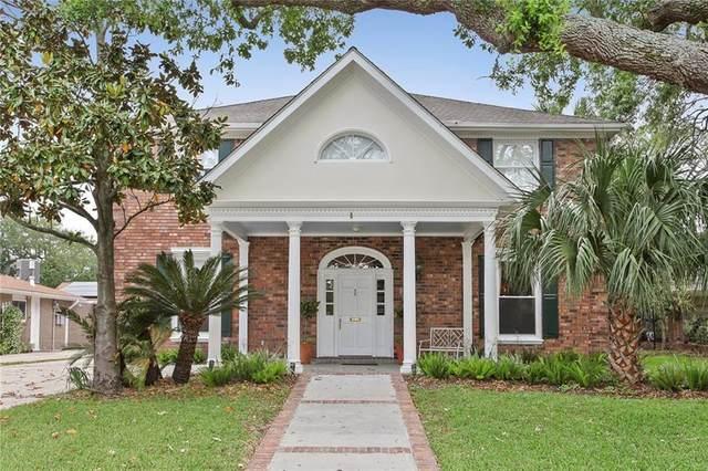 871 Jewel Street, New Orleans, LA 70124 (MLS #2248181) :: Watermark Realty LLC