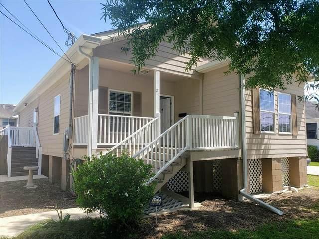 21 N Charlotte Drive, New Orleans, LA 70122 (MLS #2248184) :: Turner Real Estate Group