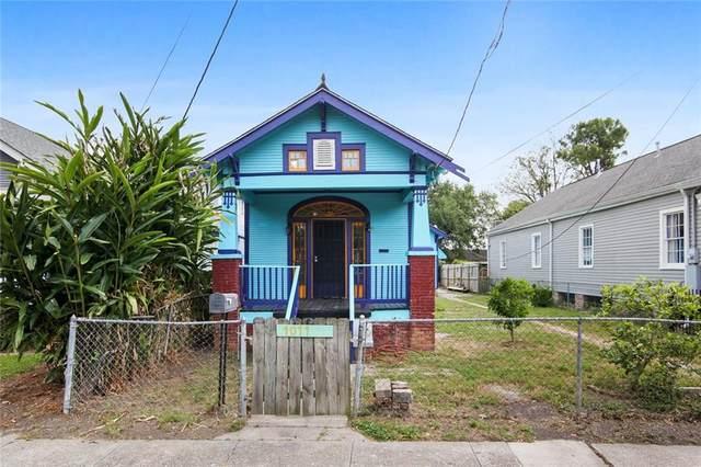 1011 Jourdan Avenue, New Orleans, LA 70117 (MLS #2248253) :: Top Agent Realty