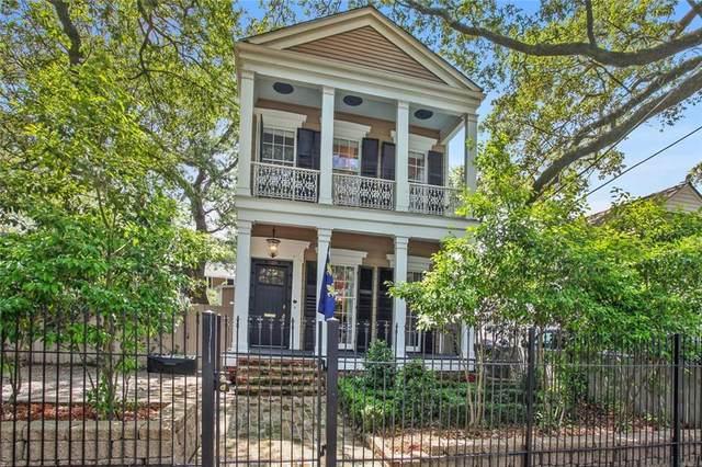 920 Louisiana Avenue, New Orleans, LA 70115 (MLS #2248333) :: Amanda Miller Realty