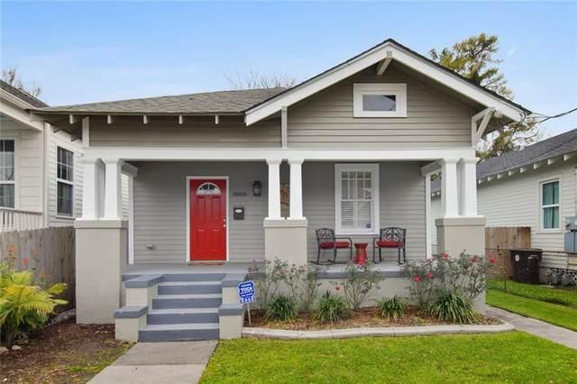8808 Jeannette Street, New Orleans, LA 70118 (MLS #2248416) :: Top Agent Realty