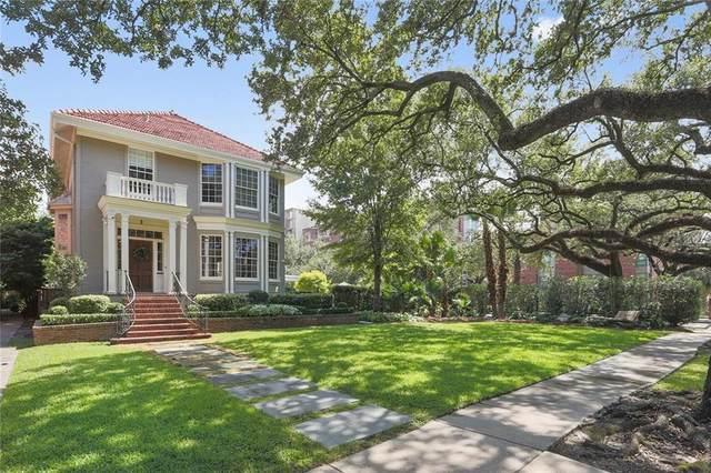 3 Audubon Boulevard, New Orleans, LA 70118 (MLS #2248445) :: Top Agent Realty