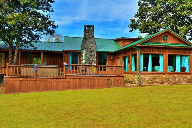 2064 Silver Run Road, Poplarville, MS 39470 (MLS #2248677) :: Top Agent Realty