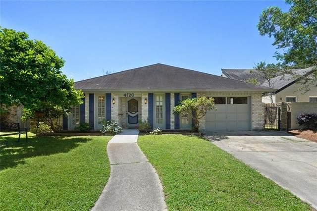4720 Rebecca Boulevard, Kenner, LA 70065 (MLS #2248685) :: Crescent City Living LLC