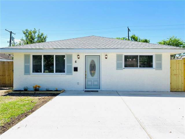6 Fairlane Drive, Metairie, LA 70003 (MLS #2248999) :: Top Agent Realty