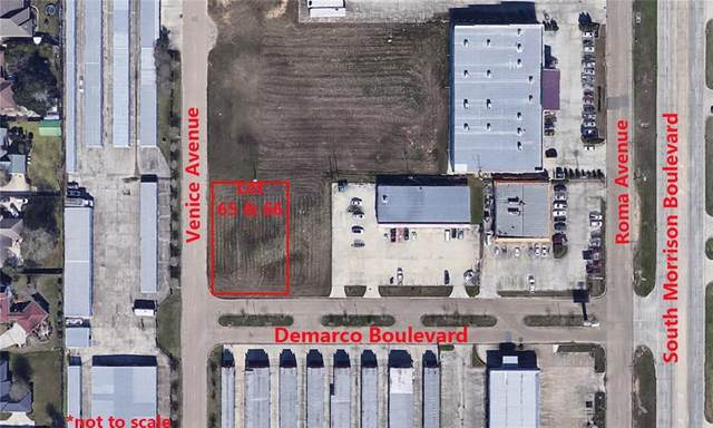2108 Demarco Boulevard, Hammond, LA 70403 (MLS #2249275) :: Reese & Co. Real Estate