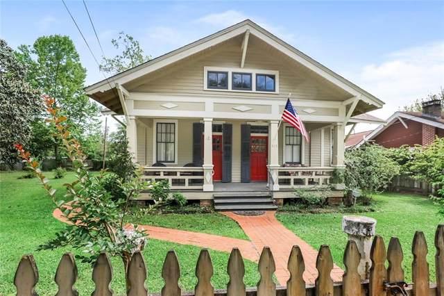 105 Morgan Street, Madisonville, LA 70447 (MLS #2249369) :: Crescent City Living LLC