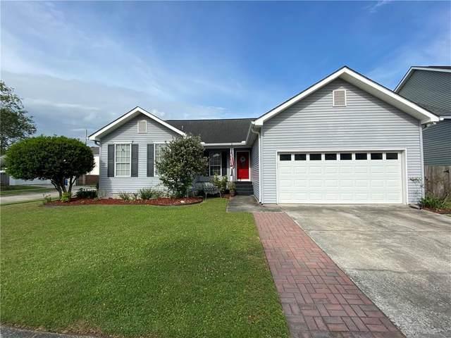 201 Madewood Drive, Destrehan, LA 70047 (MLS #2249469) :: Turner Real Estate Group
