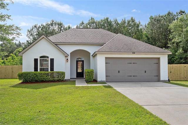 128 Misty Creek Drive, Lacombe, LA 70445 (MLS #2249480) :: Turner Real Estate Group