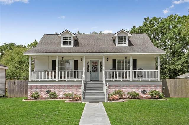473 Clayton Drive, Norco, LA 70079 (MLS #2249645) :: Turner Real Estate Group