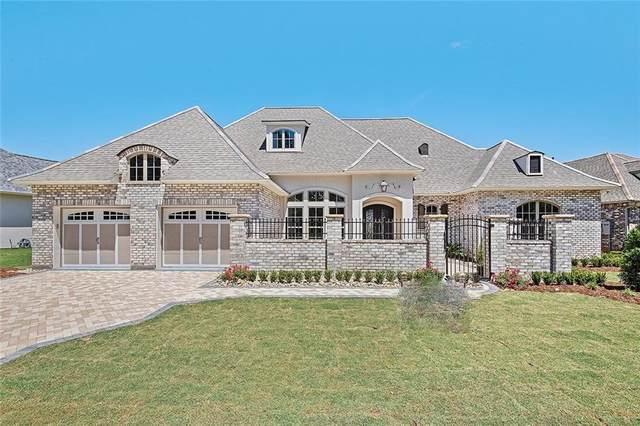 922 S Corniche Du Lac, Covington, LA 70433 (MLS #2249649) :: Turner Real Estate Group