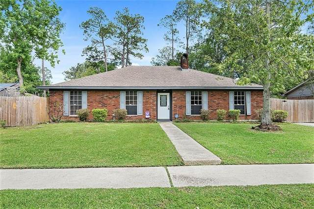 1549 Lakewood Drive, Slidell, LA 70458 (MLS #2249740) :: The Sibley Group