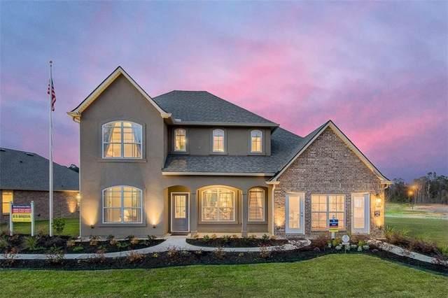 3764 Canal Bank Drive, Slidell, LA 70458 (MLS #2249926) :: Turner Real Estate Group