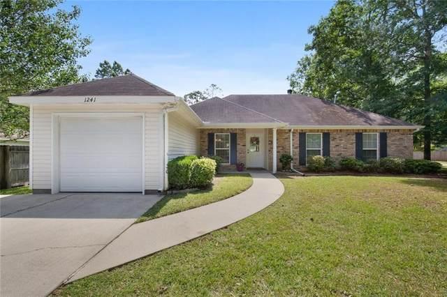 1241 Molitor Street, Mandeville, LA 70448 (MLS #2249945) :: Turner Real Estate Group