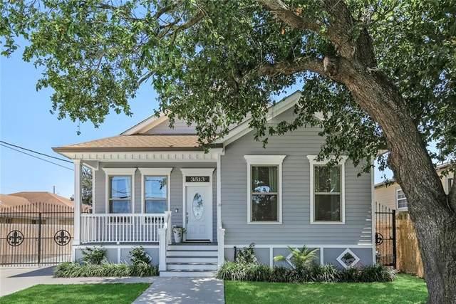 3513 Jackson Boulevard, Chalmette, LA 70043 (MLS #2250359) :: Robin Realty