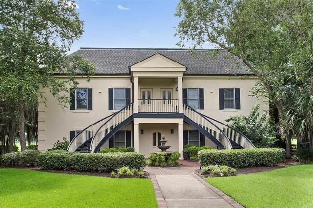 9 Golf Villa Drive D, New Orleans, LA 70131 (MLS #2250399) :: Crescent City Living LLC
