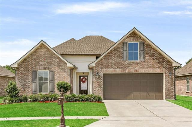 2547 Jared Lane, Marrero, LA 70072 (MLS #2250669) :: Top Agent Realty